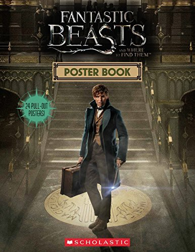 Scholastic Poster Book (fantastic Beasts And Where To Find Th