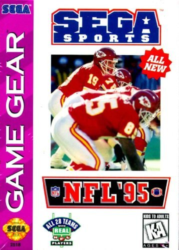 Sega Game Gear Nfl 95