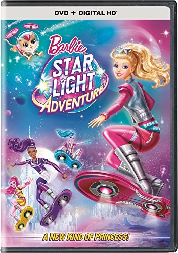 Barbie Star Light Adventure DVD
