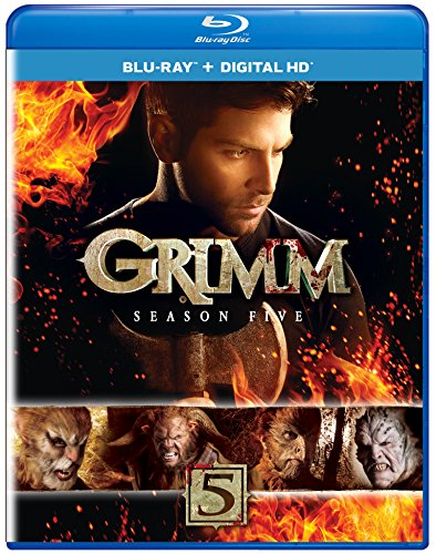 Grimm Season 5 Blu Ray