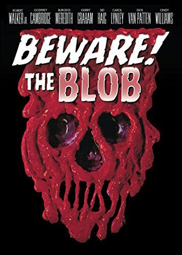Beware The Blob (1972) Walker Gilford DVD Pg
