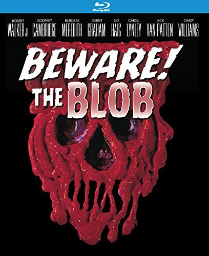 Beware The Blob (1972) Walker Gilford Blu Ray Pg