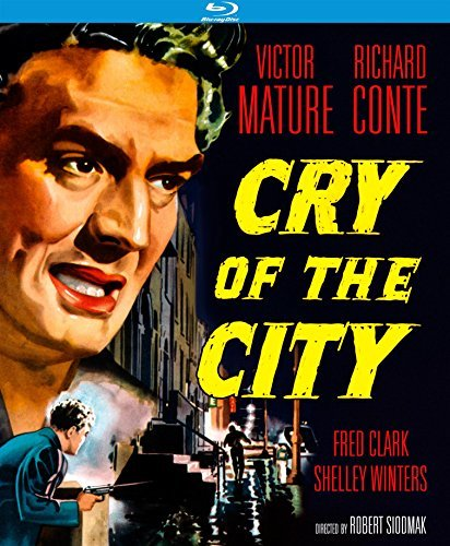 Cry Of The City Mature Conte Blu Ray Nr