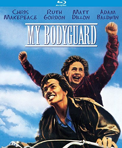 My Bodyguard Makepeace Gordon Dillon Baldwin Blu Ray Pg