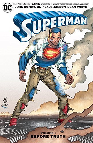 Dc Comics Superman Volume 1 Before Truth