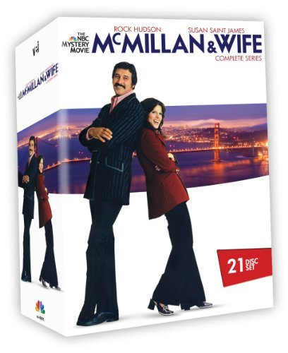 Mcmillan & Wife The Complete Mcmillan & Wife The Complete