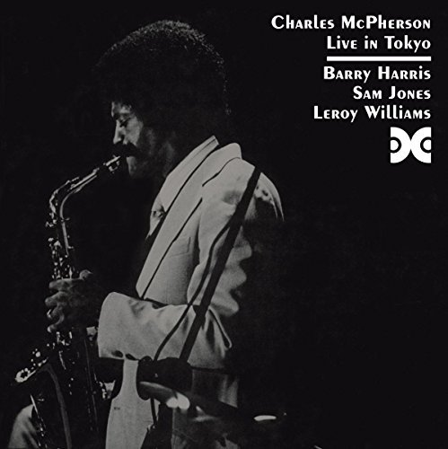 Charles Mcpherson Live In Tokyo
