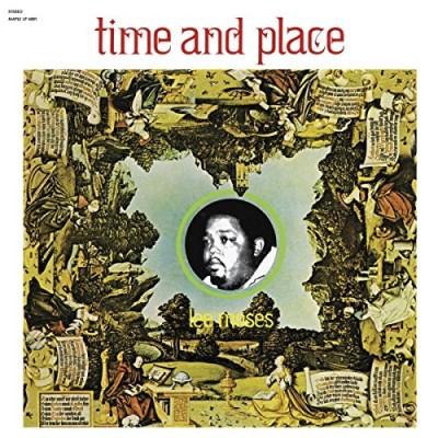 Lee Moses Time & Place Lp