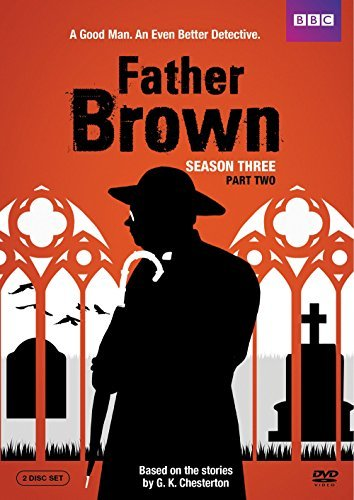 Father Brown Season 3 Part 2 DVD
