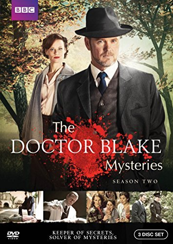 Doctor Blake Mysteries Season 2 DVD