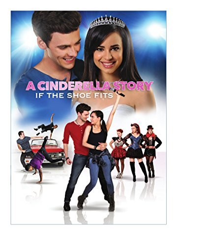A Cinderella Story If The Shoe Fits Carson Tilly DVD Pg