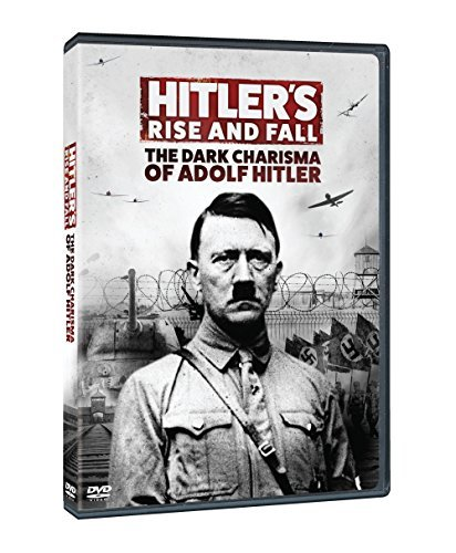Hitler's Rise & Fall Dark Charisma Of Adolf Hitler Hitler's Rise & Fall Dark Charisma Of Adolf Hitler DVD Nr