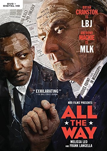 All The Way Cranston Mackie DVD