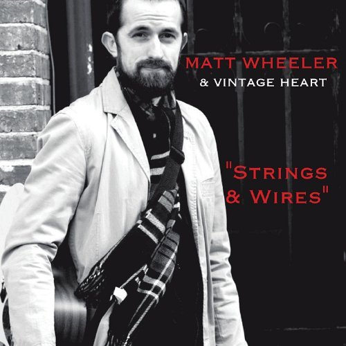 Matt & Vintage Heart Wheeler Strings & Wires