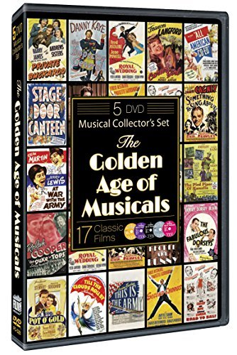 Golden Age Of Musicals Golden Age Of Musicals