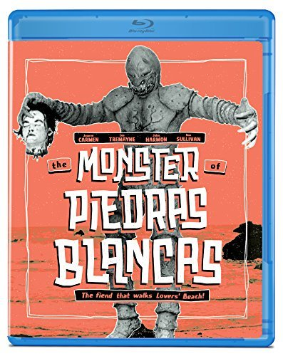Monster Of Piedras Blancas Carmen Tremayne Blu Ray Nr