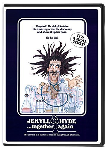 Jekyll And Hyde Together Again Blankfield Mcguire Armstrong DVD R