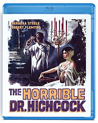 Horrible Dr. Hichcock Steele Flemyng Blu Ray Nr