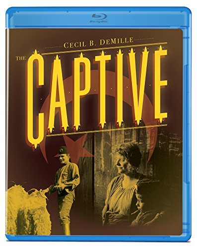 Captive (1915) Sweet Peters Blu Ray