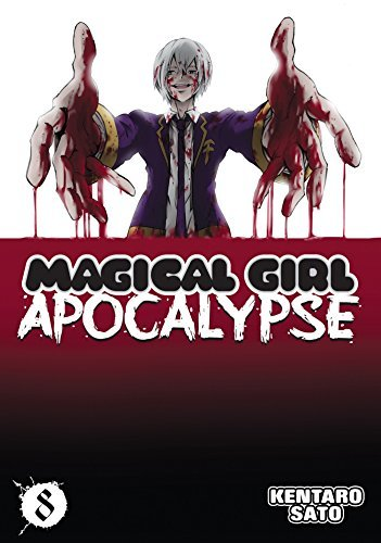 Kentaro Sato Magical Girl Apocalypse Volume 8