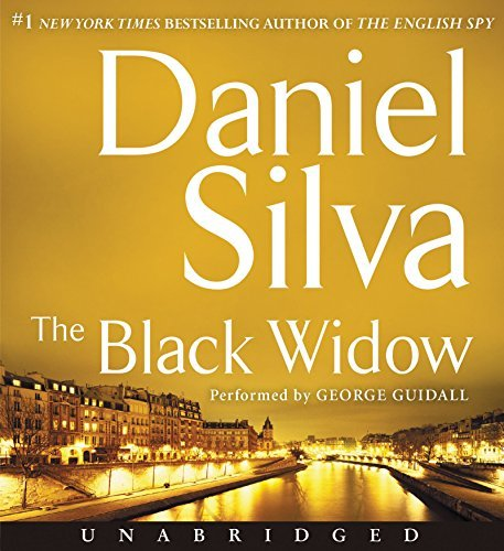 Daniel Silva The Black Widow