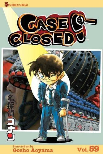 Gosho Aoyama Case Closed Volume 59 Hair Today Gone Tomorrow