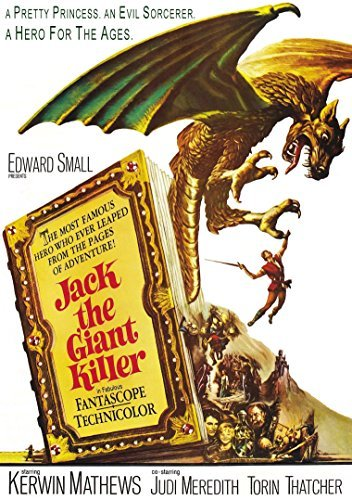 Jack The Giant Killer Mathews Meredith DVD G