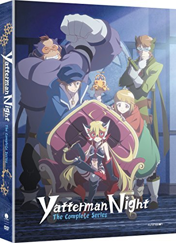 Yatterman Night The Complete Series DVD