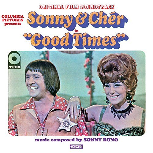 Sonny & Cher Good Times Original Film Sou