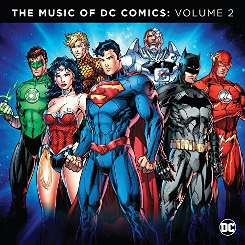 Music Of Dc Comics 2 Music Of Dc Comics 2