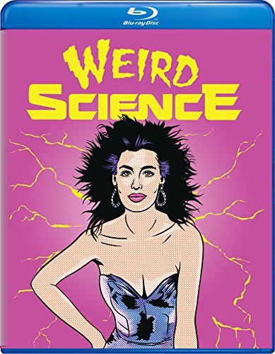 Weird Science Lebrock Hall Paxton Snyder Blu Ray Pg13