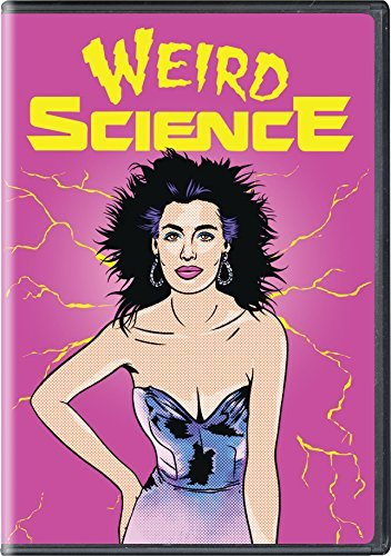 Weird Science Lebrock Hall Paxton Snyder DVD Pg13