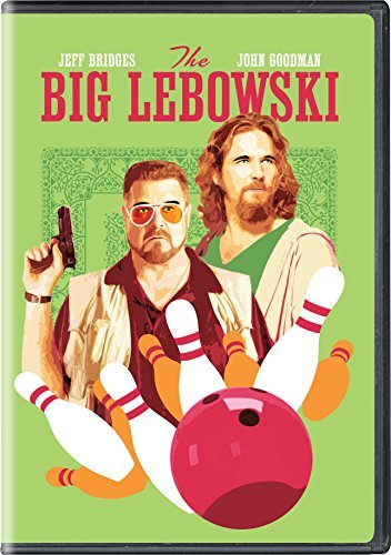 Big Lebowski Bridges Goodman Buscemi Moore DVD R