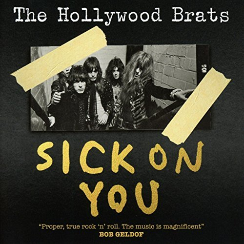 Hollywood Brats Sick On You The Album Brats Import Gbr 2cd