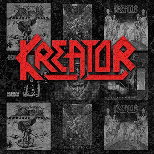 Kreator Love Us Or Hate Us The Very Best Fo The Noise Years 1985 1992