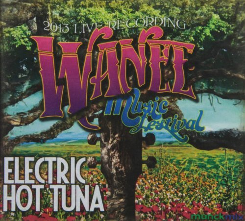 Electric Hot Tuna Live From Wanee 2013 2 CD