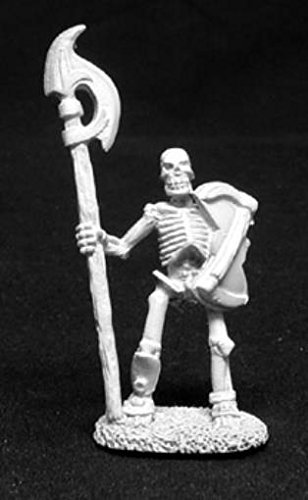 Miniature Skeleton Halberdier