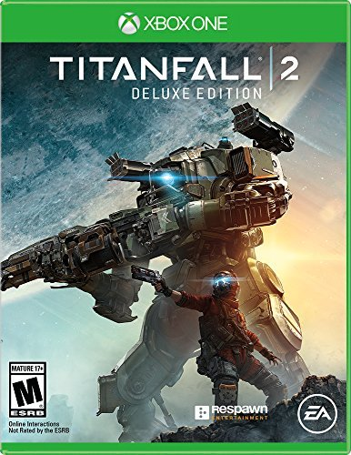 Xbox One Titanfall 2 Deluxe Edition