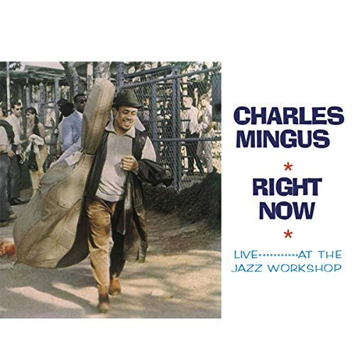 Charles Mingus Right Now Lp