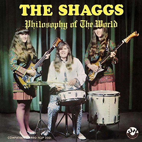 The Shaggs Philosophy Of The World Lp