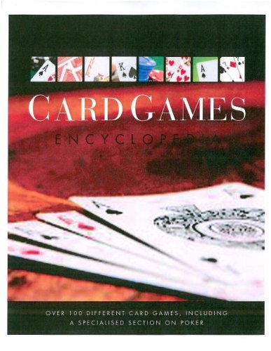 Parragon Publishing Card Games Encyclopedia
