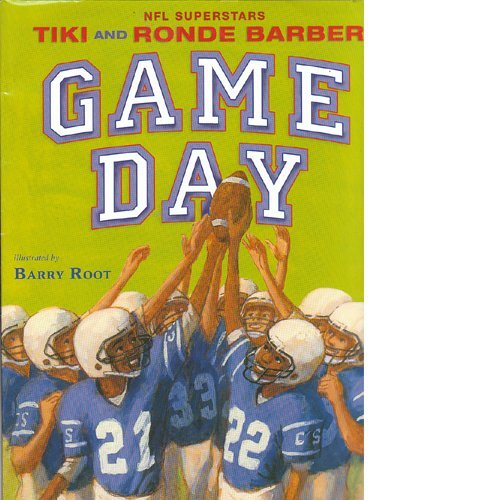 Barry Root Ronde Barber Tiki Barber Game Day