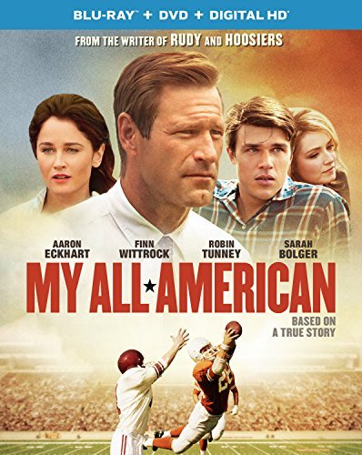 My All American Eckhart Wittrock Tunney Blu Ray