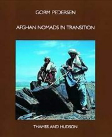 Gorm Pedersen Afghan Nomads In Transition
