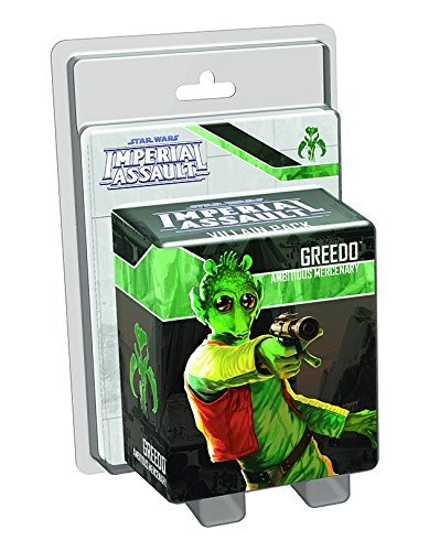 Fantasy Flight Games Star Wars Imperial Assault Greedo