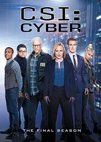 Csi Cyber Season 2 DVD