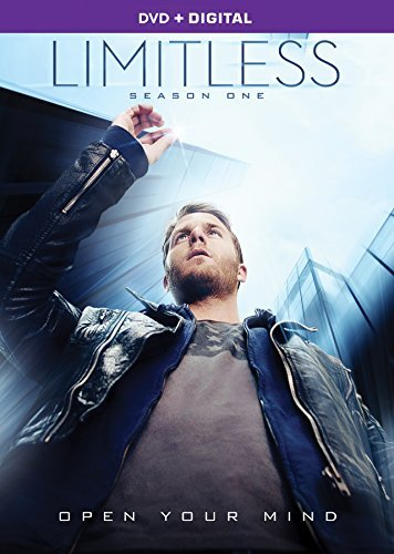 Limitless Season 1 DVD
