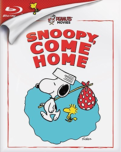 Peanuts Snoopy Come Home Blu Ray G