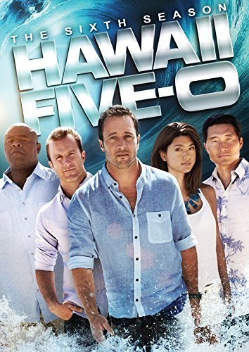 Hawaii Five O (2010) Season 6 DVD