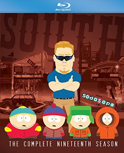 South Park Season 19 Blu Ray